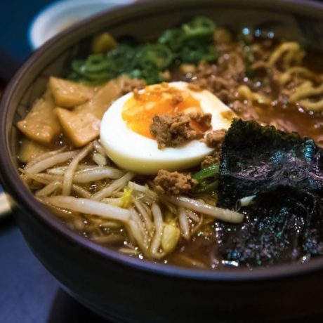 Can't be bothered making tomorrow's lunch? Don't. Treat yourself to a ramen from Gekkazan.